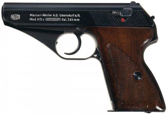 MauserHSc