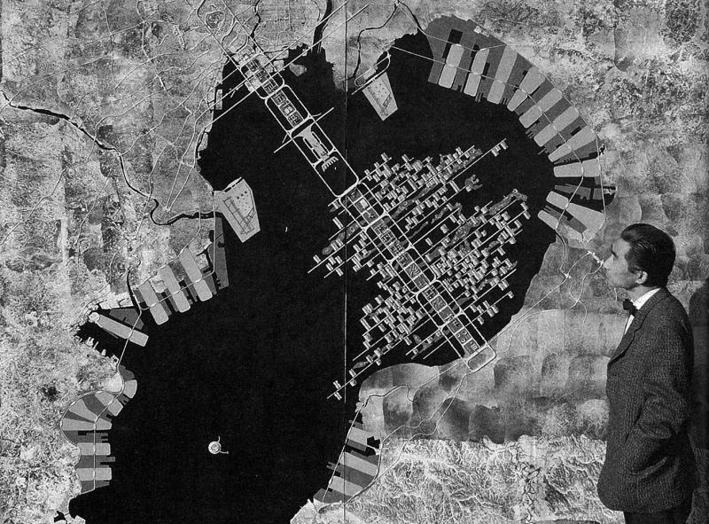 東京計画1960_東京人