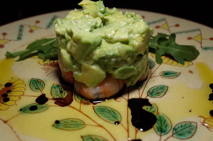 R0053027_avocado and shrimp with citron confit