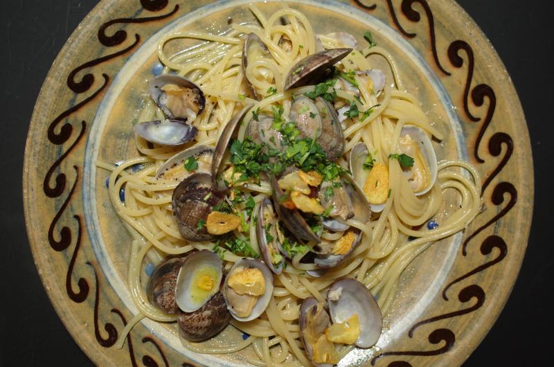 R0055343_Spaghetti alle vongole bianco