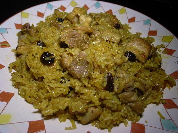 R0040747_Afghan murgh pulao