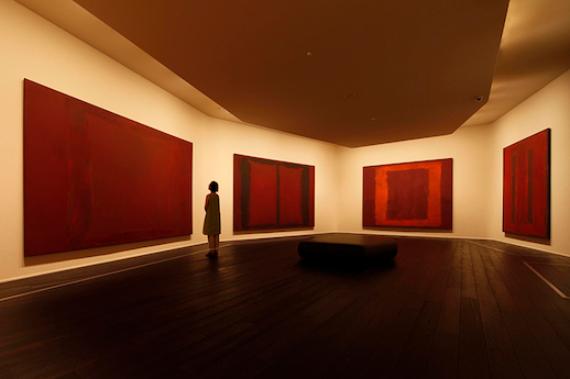 Kawamura-DIC-Rothko-room