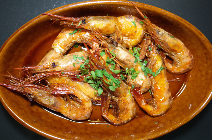 R0055431_Sweet shrimp al ajillo