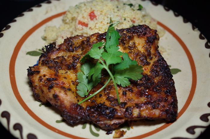 R0046800_Moroccan grilled chicken