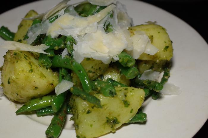 R0048127_Insalata di patate e fagiolini al pesto