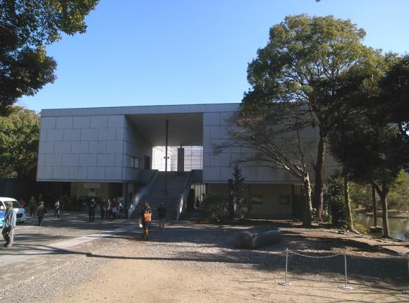 神奈川県立近代美術館1