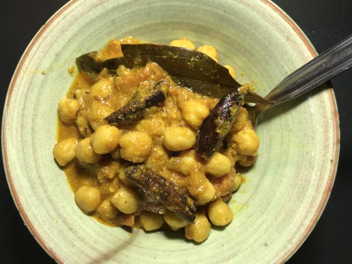 IMG_2879_チャナ豆のカレー